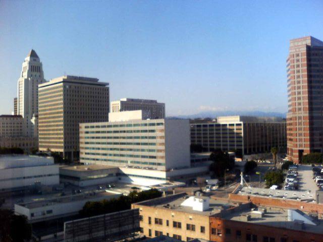 都ホテルの部屋から撮影。