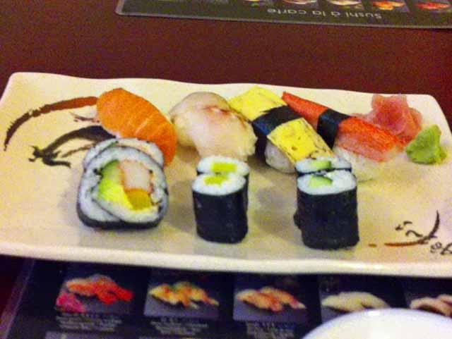 寿司屋「SHIKI」