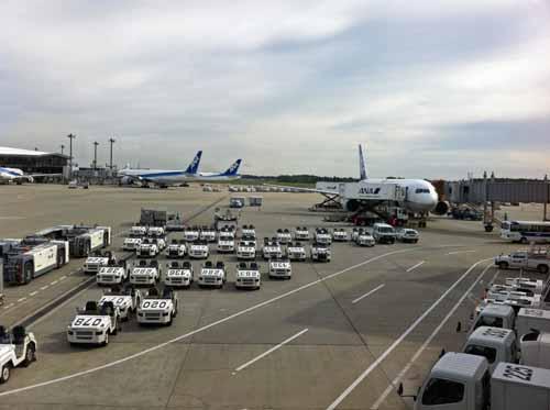 成田空港で撮影。