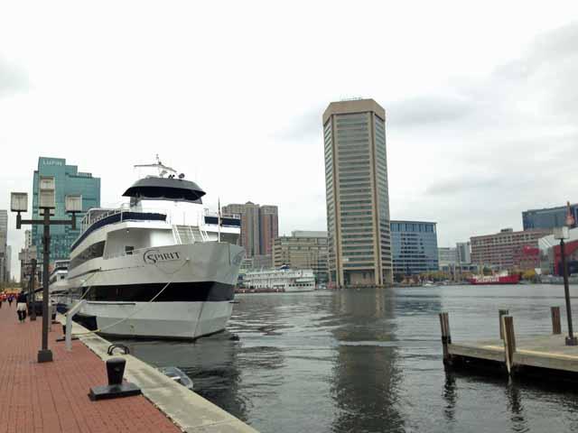 Baltimore Inner Harborの写真