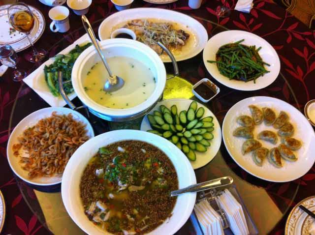重慶のレストラン