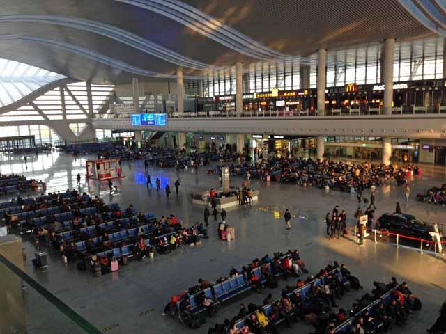 寧波駅の写真