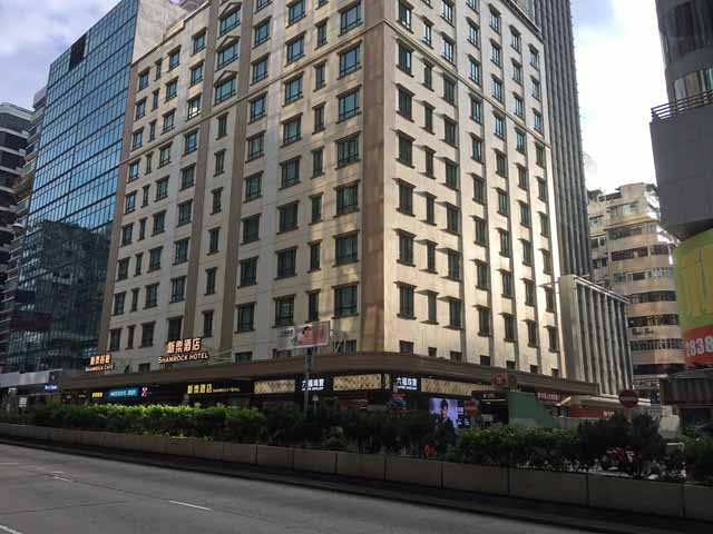 Shamrock Hotel(新楽酒店)
