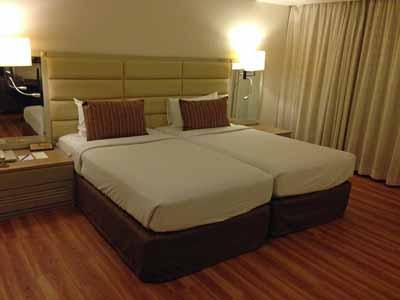 クアラルンプールのHoliday Villa Hotel & Suite Subangで撮影