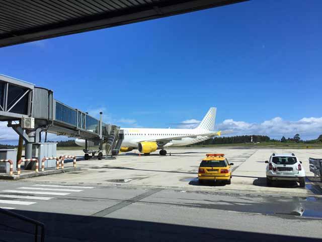 アストゥリアス空港