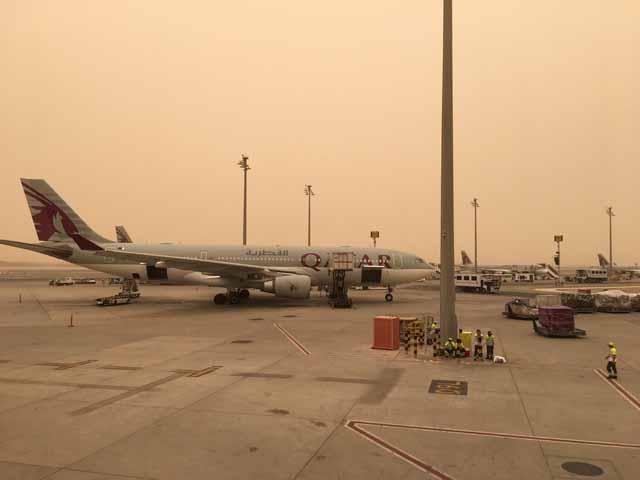 ドーハ国際空港(ハマド国際空港)