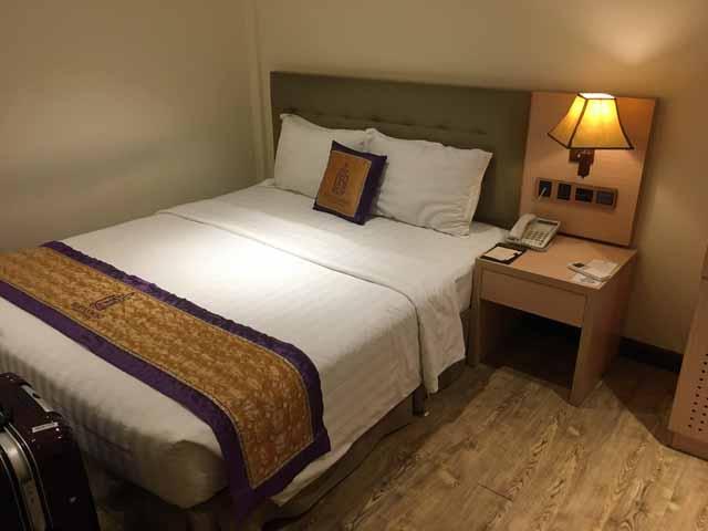 ホーチミン出張時に滞在したホテル