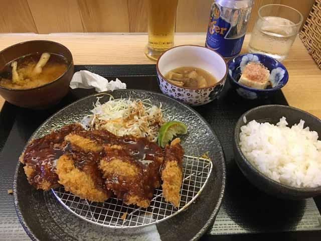日本食もうまかった