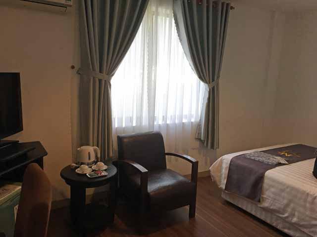 ホーチミンAzumaya Hotel